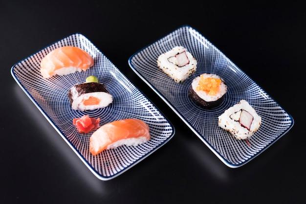 Comida asiática Foto gratuita
