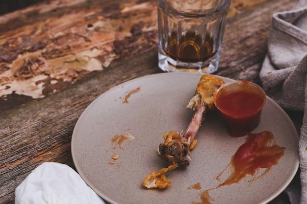 Comida na mesa Foto gratuita