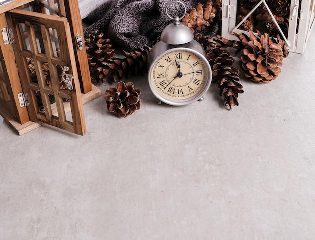 Composição de natal Foto gratuita