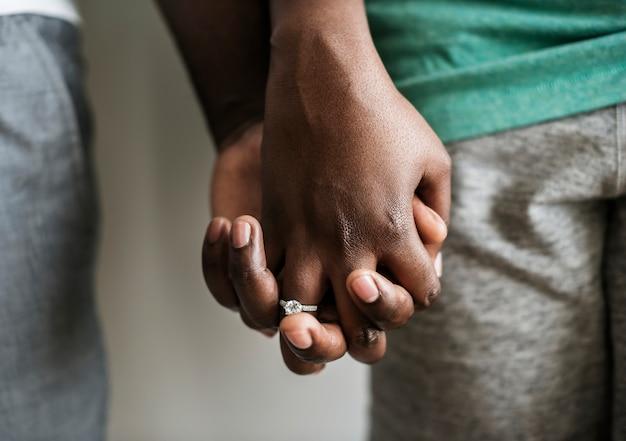 Conceito de casamento e noivado Foto Premium