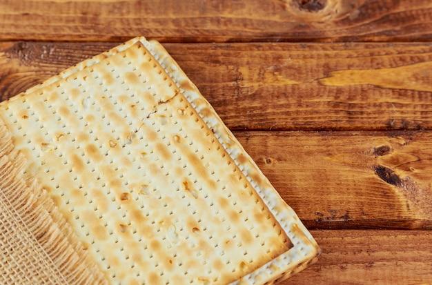 Conceito de celebração de pesah feriado de páscoa judaico Foto Premium