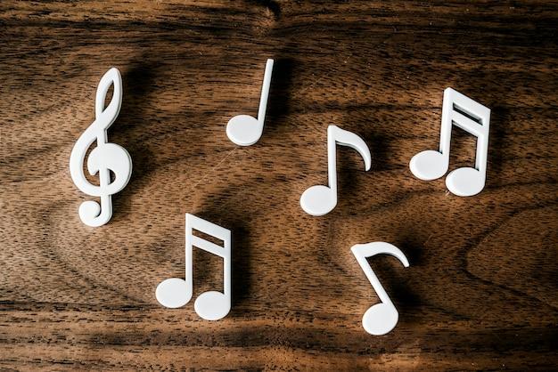 Conceito de música Foto gratuita