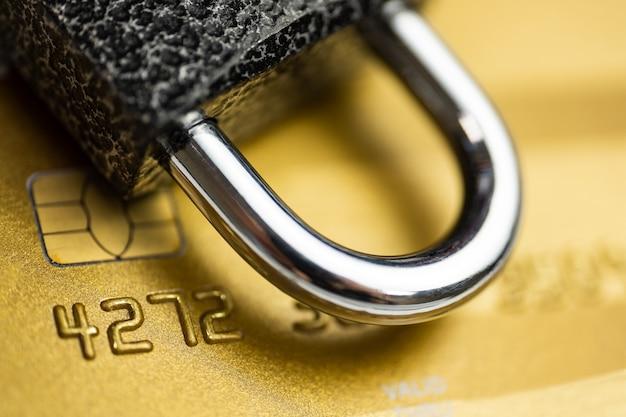 Conceito de pagamento de segurança Foto Premium
