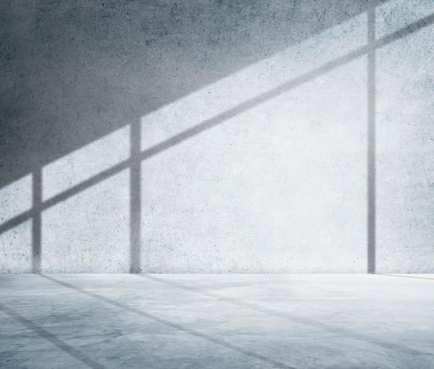 Conceito interno do espaço interior da arquitetura da sala Foto gratuita
