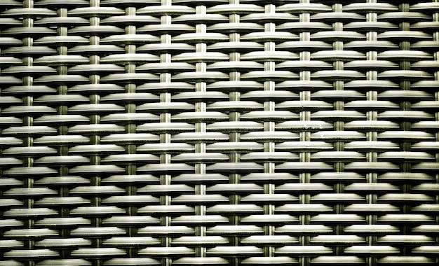 Conceito material da textura do papel de parede do fundo da malha tecida Foto gratuita