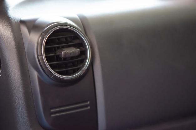 Condicionador de ar do carro Foto Premium