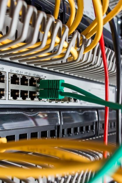 Conexão com o servidor Foto Premium
