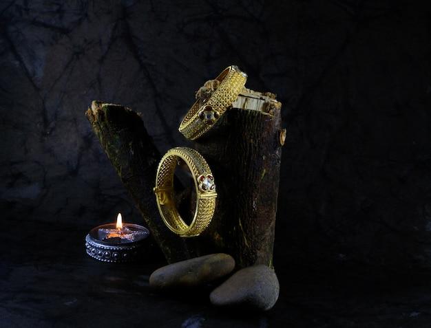 Conjunto bengala indiano Foto Premium