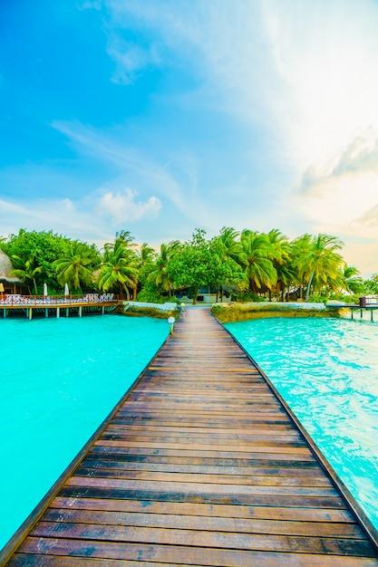 Console de maldives Foto gratuita