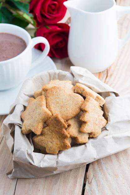 Cookies para um dia especial Foto Premium