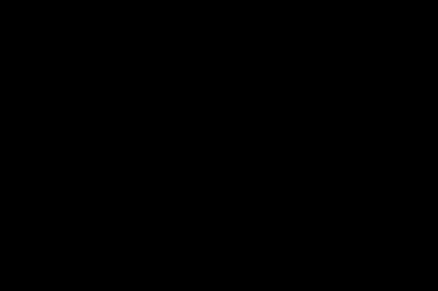 Copa árvore, de, pinus, merkusii, árvore, em, céu azul, fundo, com, luz solar Foto Premium