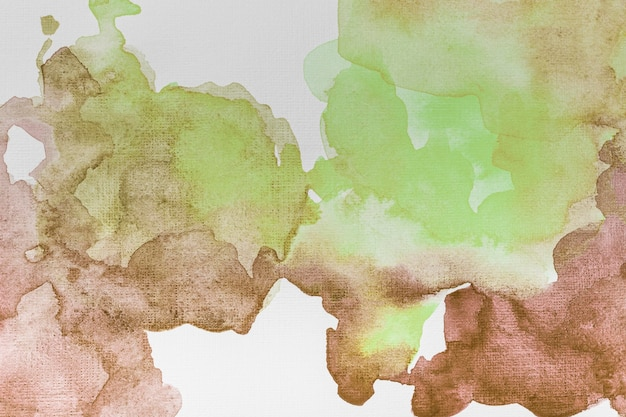 Copiar papel de parede em aquarela de espaço Foto gratuita