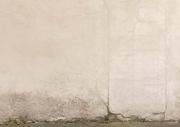 Copie o espaço antigo da parede ao ar livre Foto gratuita