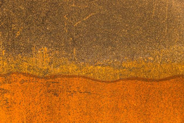 Copie o espaço degrade tons laranja Foto gratuita