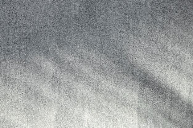 Copie o espaço pintado com parede de concreto cinza claro Foto Premium