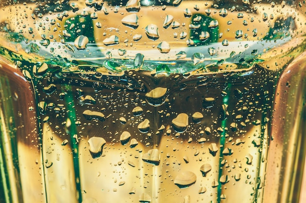 Copo de água Foto Premium
