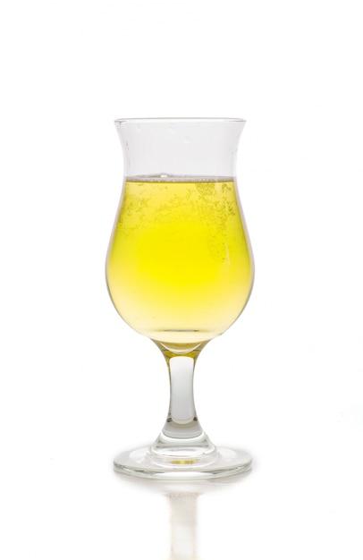 Copo de cerveja gelada Foto gratuita
