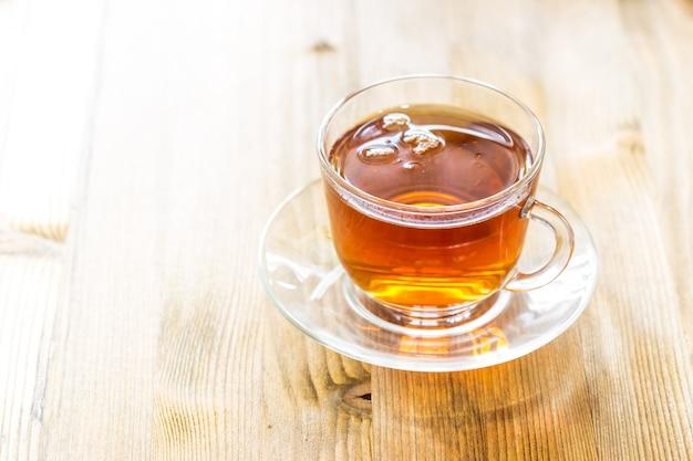 Copo de chá Foto Premium