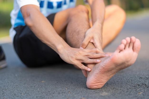 bezerros dor ao caminhar