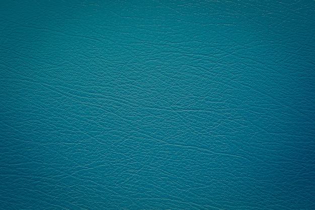 Couro azul com fundo de textura Foto Premium