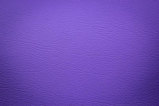 Couro violeta com textura / estrutura Foto Premium