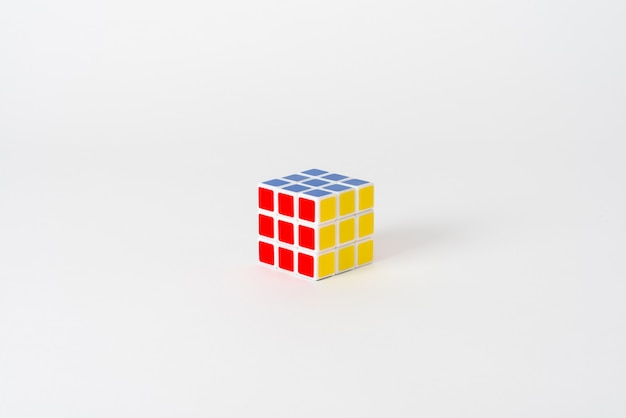 Cubo de rubik Foto Premium