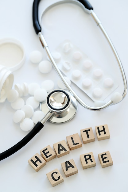 Cuidados de saúde Foto gratuita