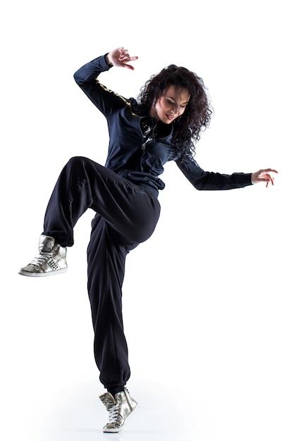 Dançarino de hip-hop Foto gratuita