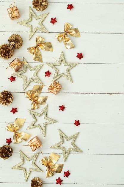 Decorações em forma de estrela Foto gratuita
