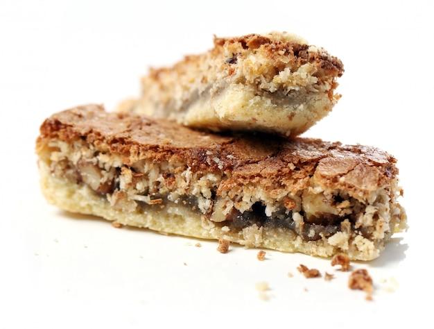 Deliciosas fatias de bolo Foto gratuita