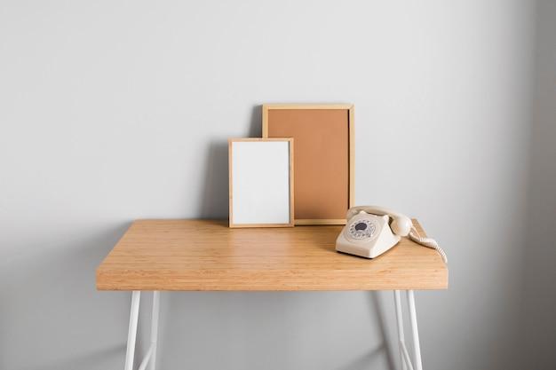 Design de interiores mínimo Foto gratuita