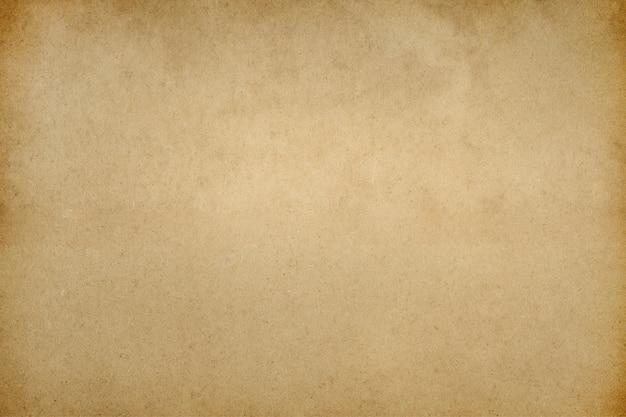 Design de pergaminho amarelo sujo Foto Premium