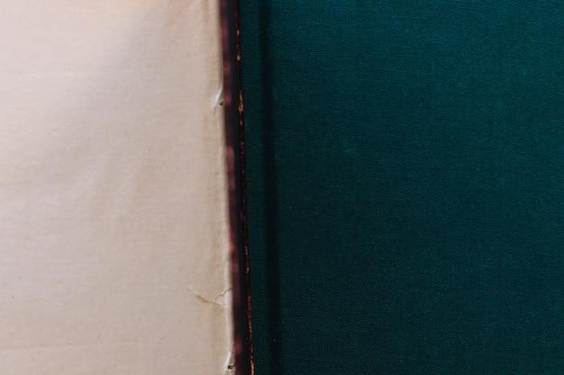 Detalhe de um fundo branco e preto velho grunge para escrever texto Foto gratuita