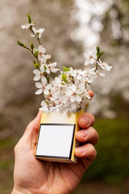 Diga não ao hábito de fumar Foto gratuita