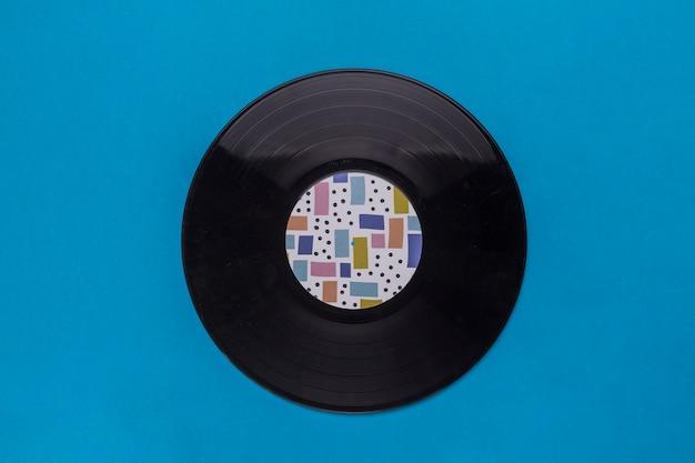 Disco de vinil vintage Foto gratuita