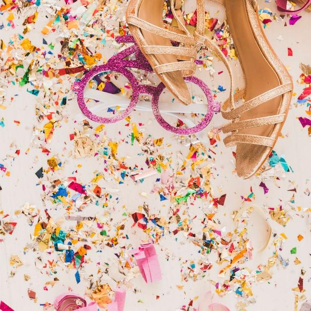Disfarçada de festa feminina Foto gratuita