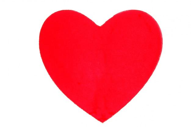 Doce dia dos namorados doce vermelho lareira Foto Premium