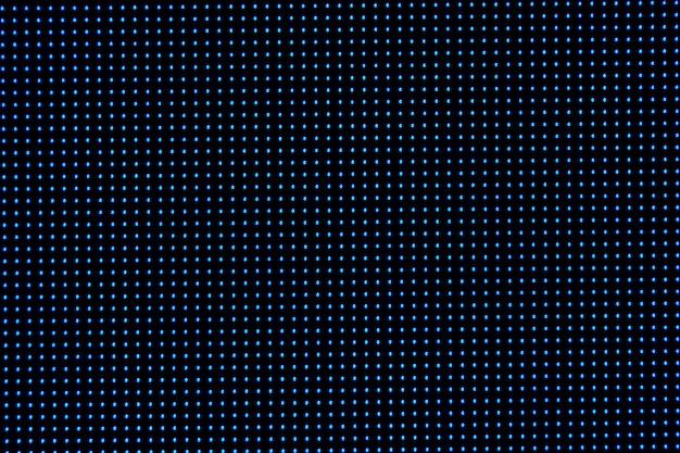 Dot rgb space television.blue color dot use for space design Foto Premium