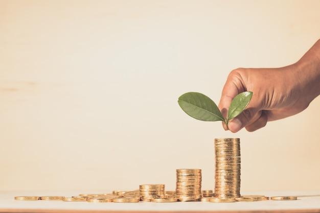 Economia, negócios crescer conceito Foto Premium