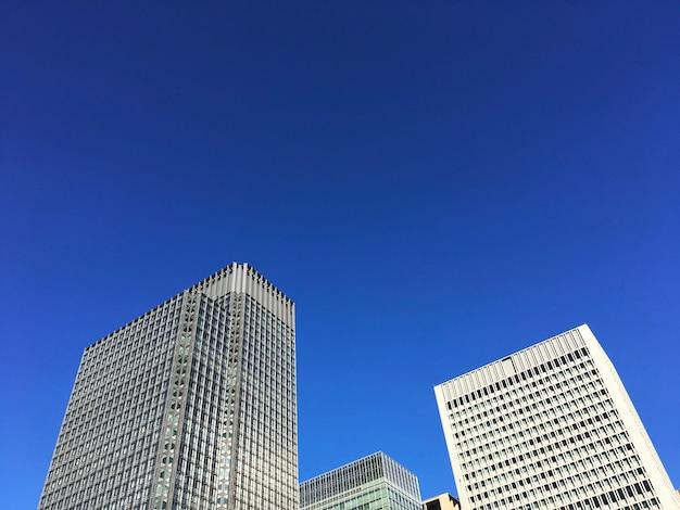 Edifícios no centro da cidade Foto gratuita