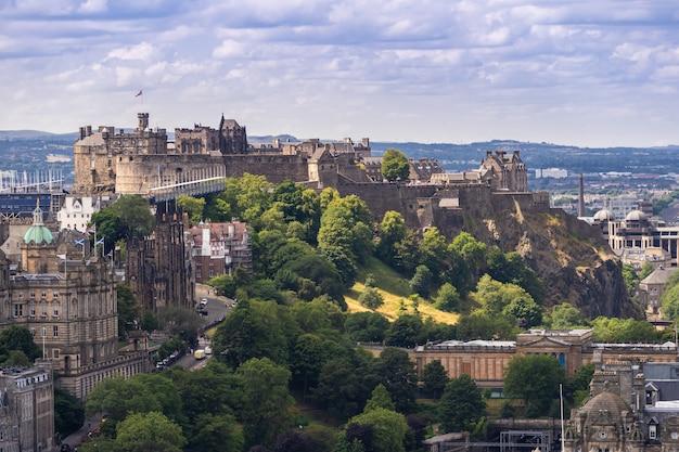 Edimburgo escócia uk Foto Premium