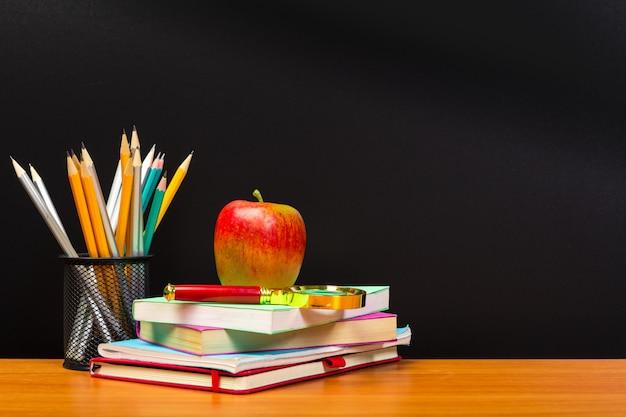 Educação ou de volta à escola concept. Foto Premium