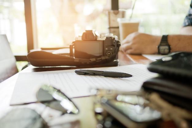Encontro de negócios Foto Premium