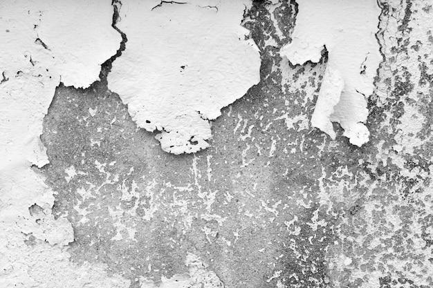 Entupimento de gesso e tinta, danos estruturais, danos causados pela água ou danos causados pelo gelo Foto Premium