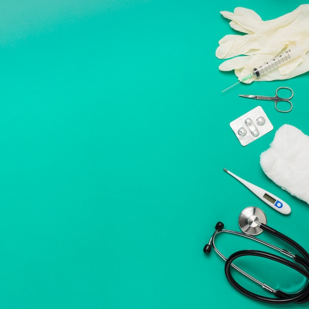 Equipamento médico Foto gratuita