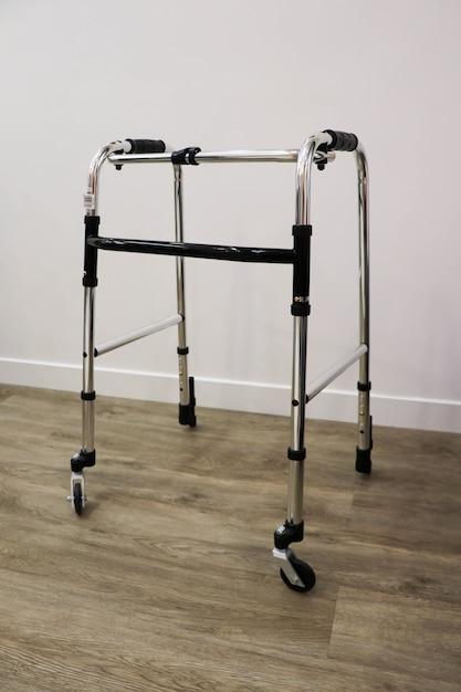 Equipamento para cadeiras de rodas Foto Premium