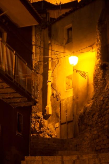 Escada em leonforte Foto Premium