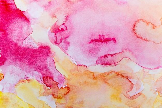 Espaço de cópia de fundo aquarela pastel Foto gratuita