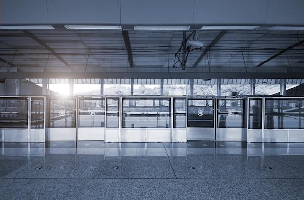 Estação de metrô Foto gratuita