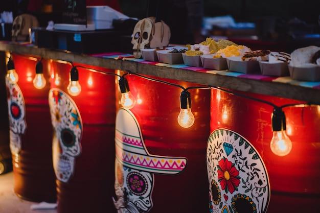Estilo mexicano Foto gratuita